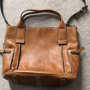 Fossil Bucket Tote